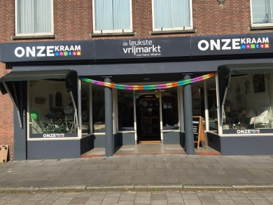 Onze Kraam Aalst-Waalre geopend!