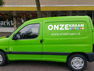 Ophaalservice Eindhoven en Etten-Leur